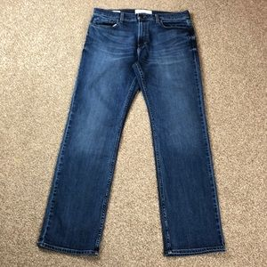 Hollister Light Faded Jeans Size 33x32